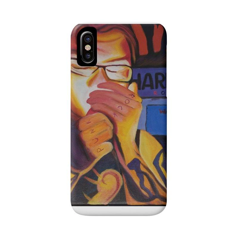 Jamie Dlux Accessories Phone Case by paintbytiger's Artist Shop