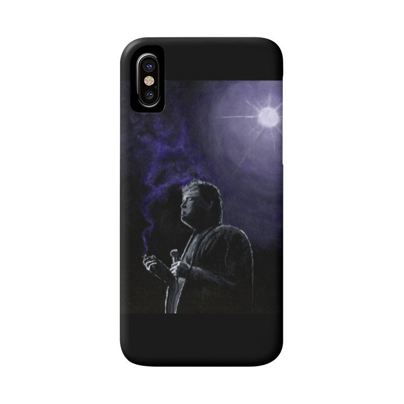 Bill Hicks Accessories Phone Case by paintbytiger's Artist Shop
