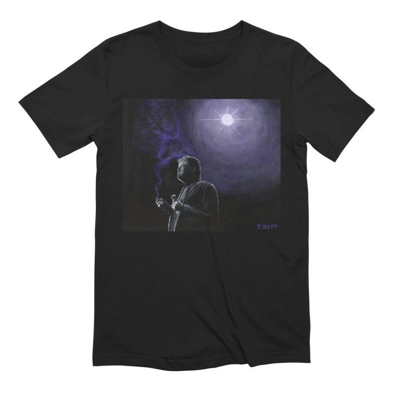 Bill Hicks Men's Extra Soft T-Shirt by paintbytiger's Artist Shop