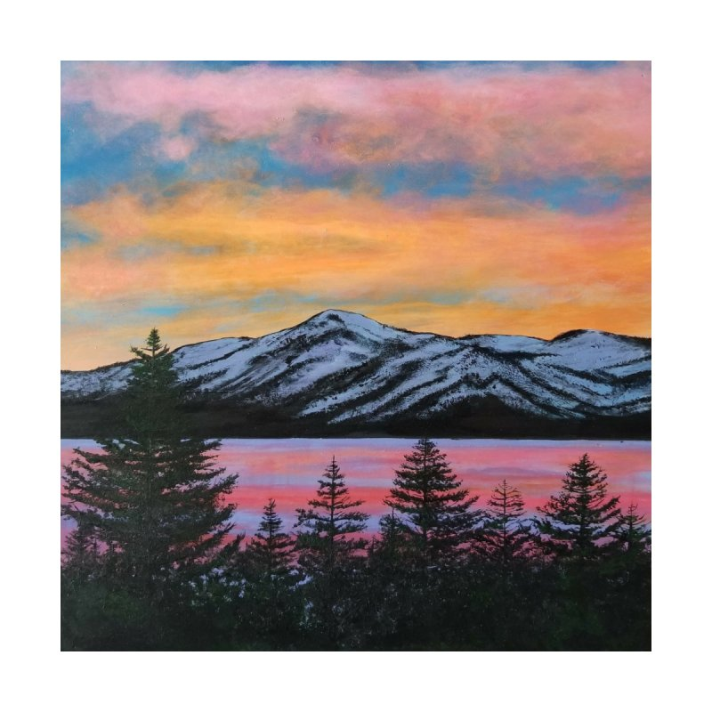 Lake Tahoe by paintbytiger's Artist Shop