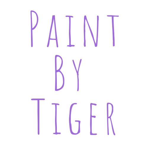 paintbytiger's Artist Shop Logo