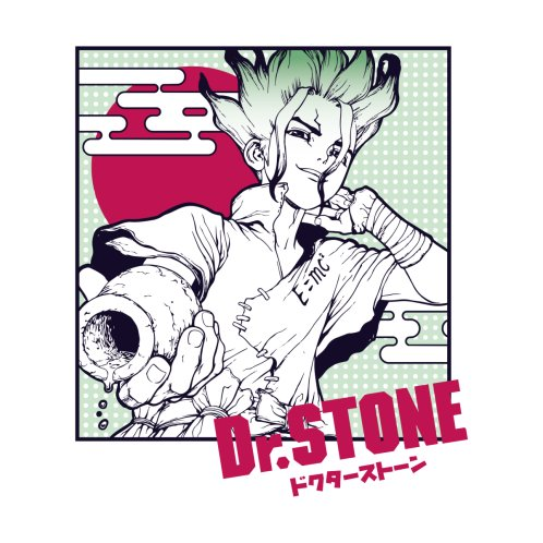 Design for Dr. Stone senku