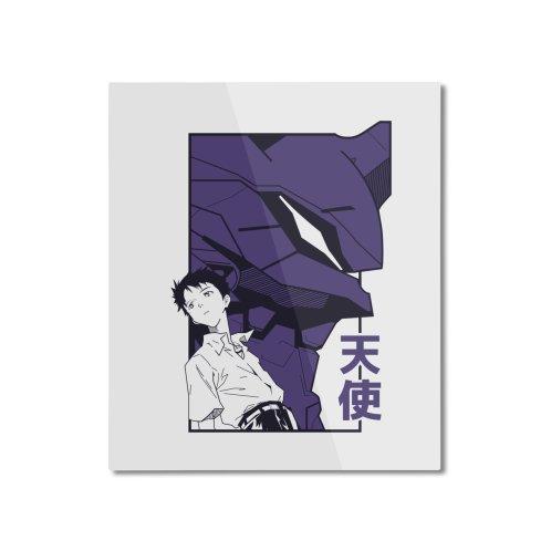image for Evangelion eva shiji