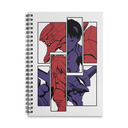 image for Neon genesis evangelion colors