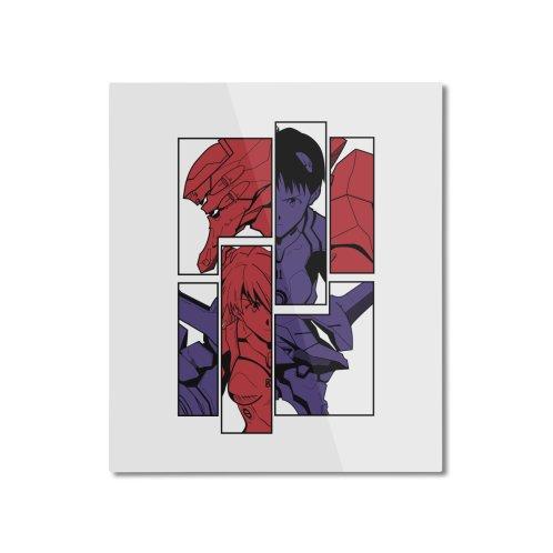 image for Neon genesis evangelion colors