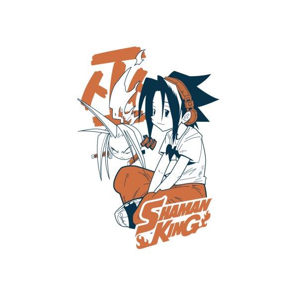 image for Shaman king anime