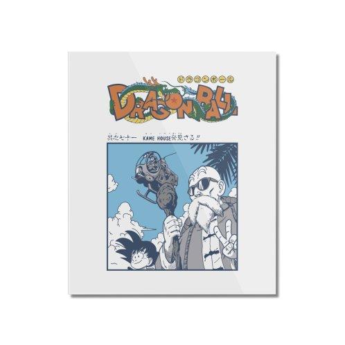 image for Master Roshi & Goku