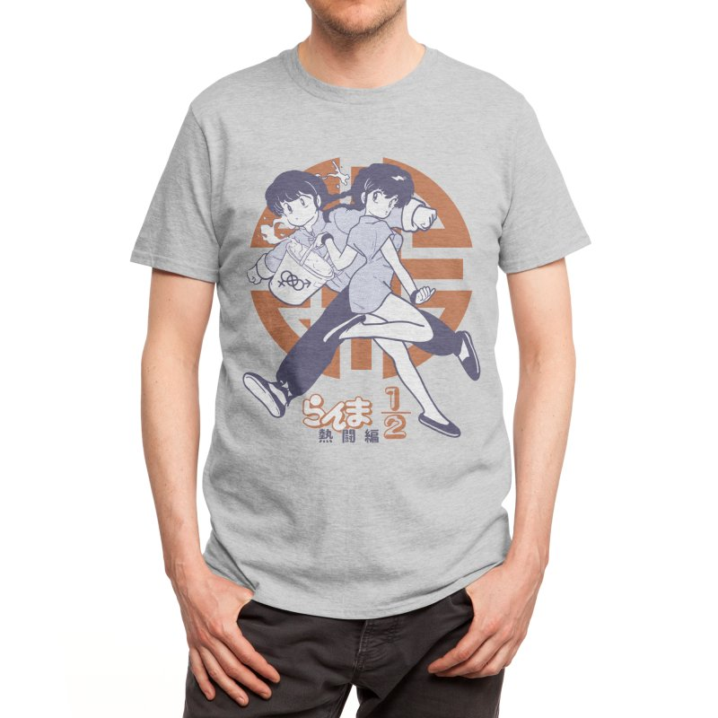 Ranma Men's T-Shirt by País de las Máquinas