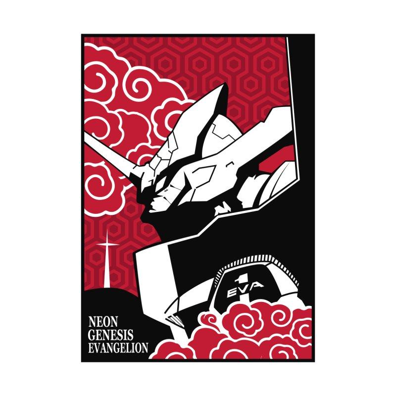 Evangelion japan by País de las Máquinas