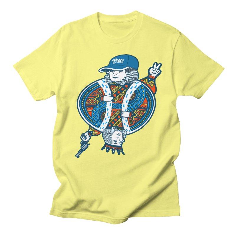 Peace & War Men's T-Shirt by Pakai Baung