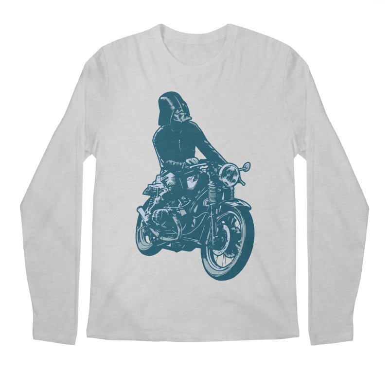 Vader Ride Men's Longsleeve T-Shirt by Pakai Baung