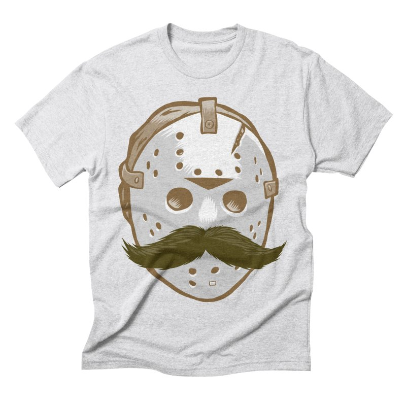 Friday The Movember Men's Triblend T-shirt by Pakai Baung