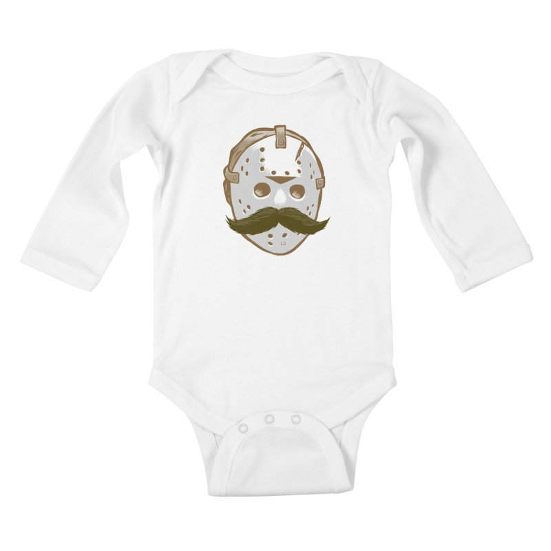 Friday The Movember Kids Baby Longsleeve Bodysuit by Pakai Baung