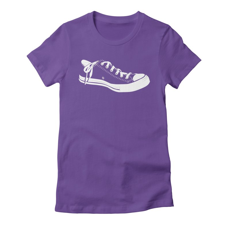 For All Generations Women's Fitted T-Shirt by Pakai Baung