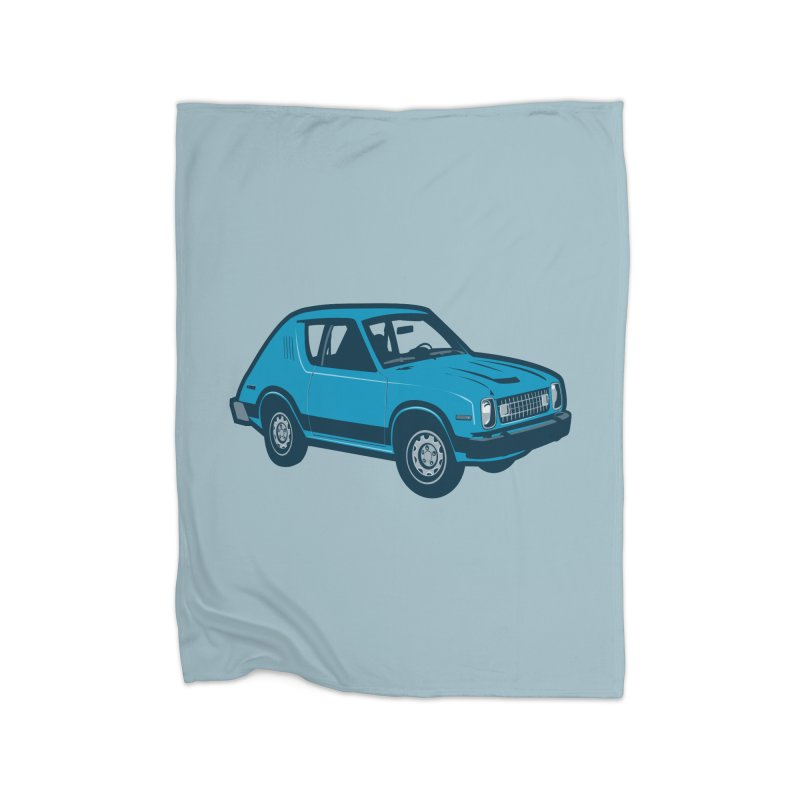 Vintage Ride Home Blanket by Pakai Baung