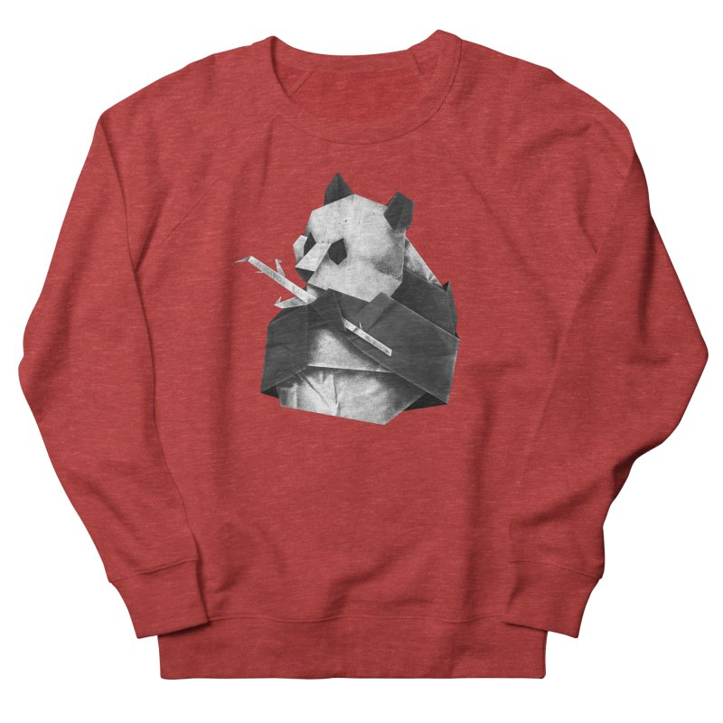Pandagami Men's French Terry Sweatshirt by Palitosci