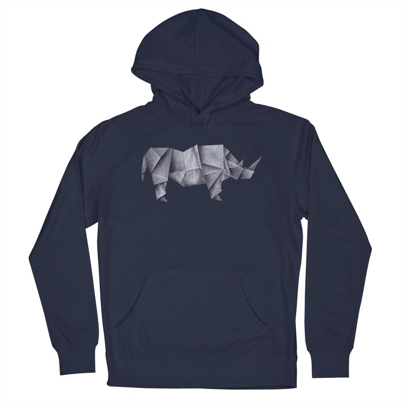 Rhinogami Men's Pullover Hoody by Palitosci