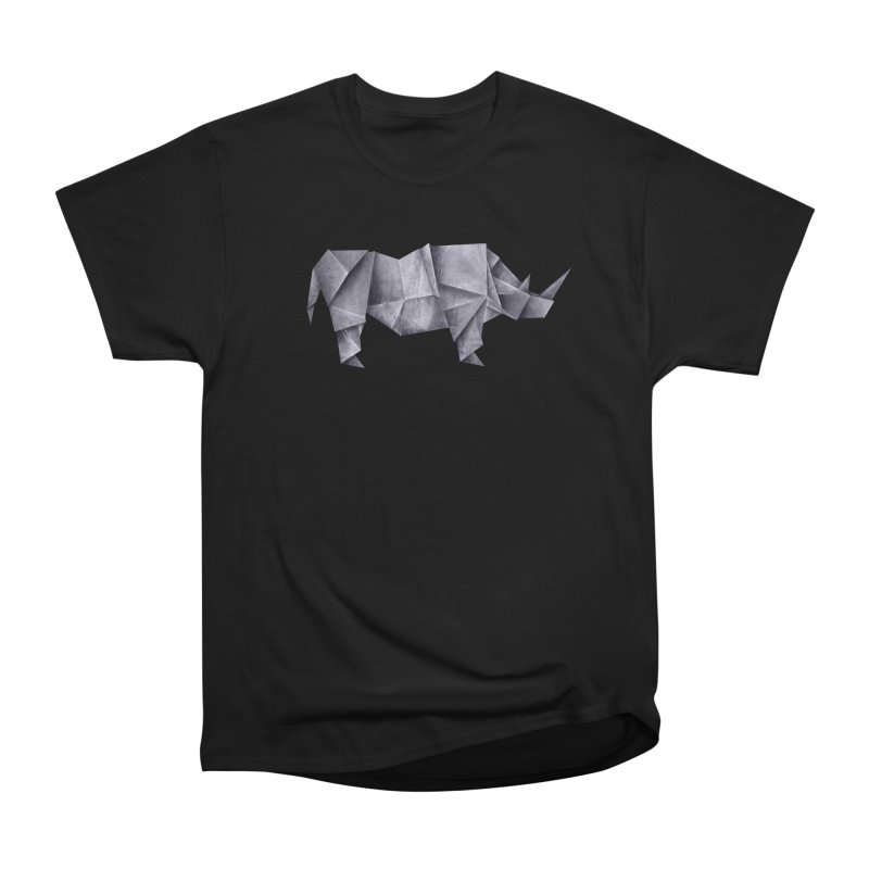 Rhinogami Men's Heavyweight T-Shirt by Palitosci