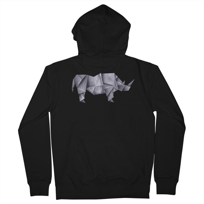 Rhinogami Women's Zip-Up Hoody by Palitosci
