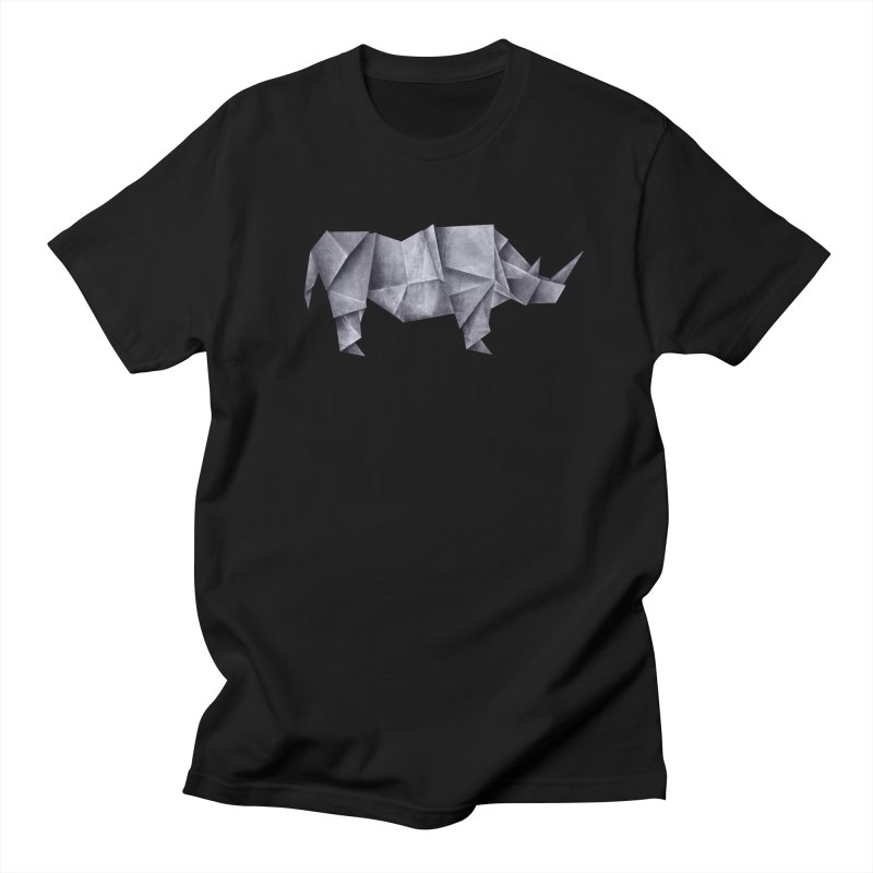Rhinogami Men's Regular T-Shirt by Palitosci