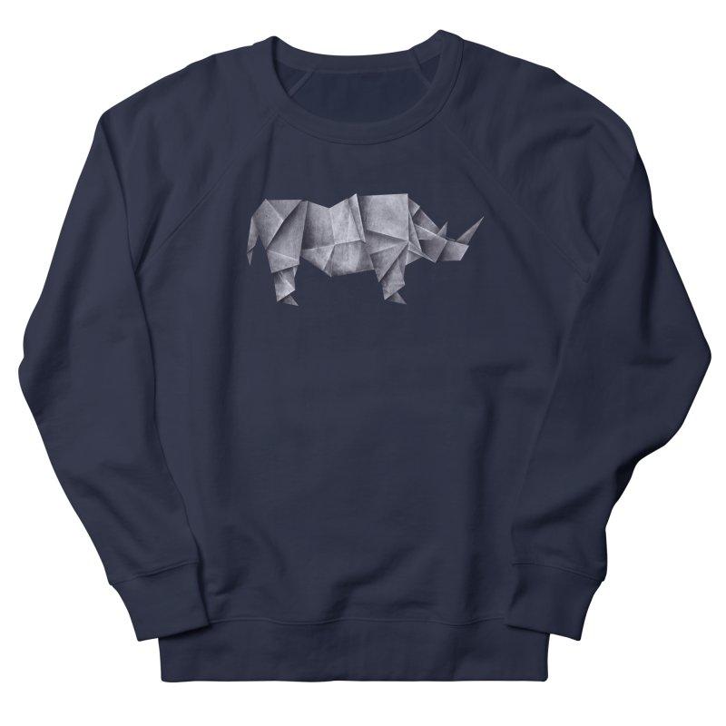Rhinogami Men's French Terry Sweatshirt by Palitosci