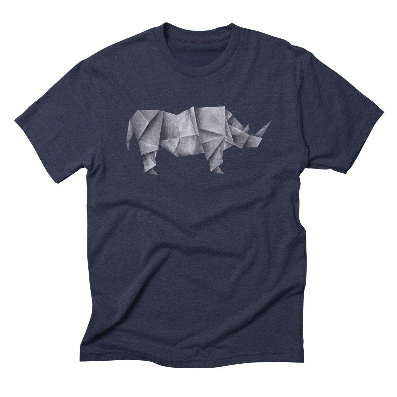 Rhinogami Men's Triblend T-shirt by Palitosci
