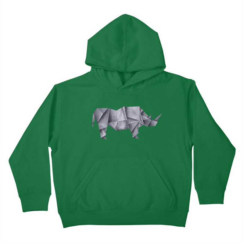 Rhinogami Kids Pullover Hoody by Palitosci