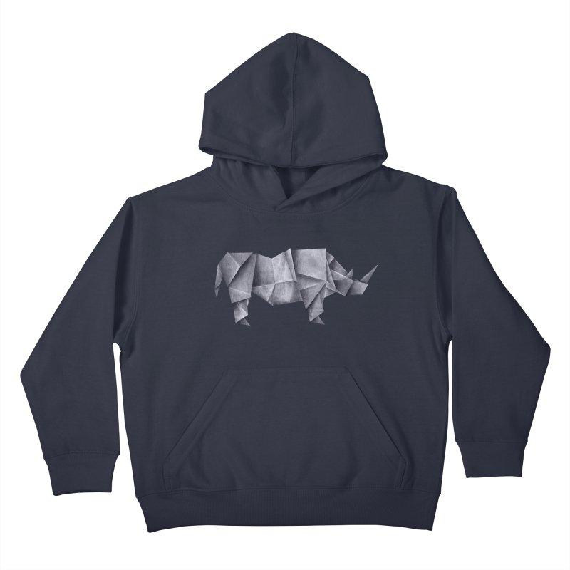 Rhinogami Kids Pullover Hoody by Palitosci