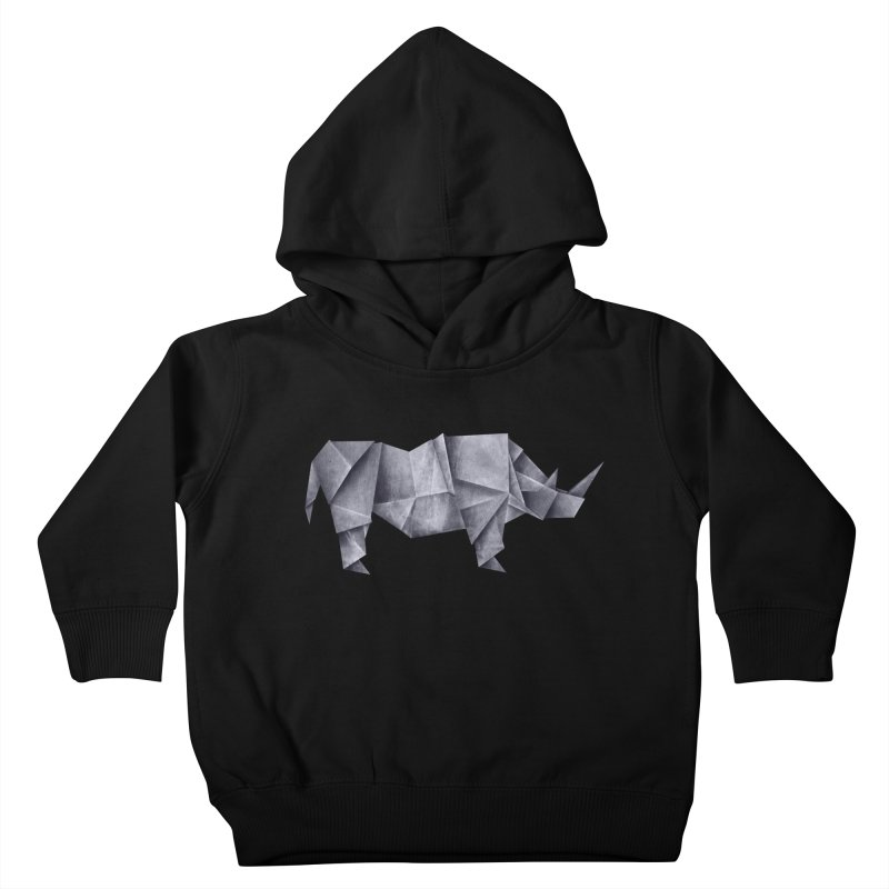 Rhinogami Kids Toddler Pullover Hoody by Palitosci
