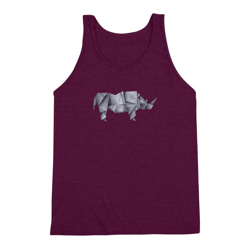 Rhinogami Men's Triblend Tank by Palitosci
