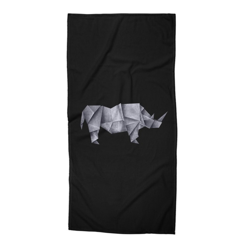 Rhinogami Accessories Beach Towel by Palitosci