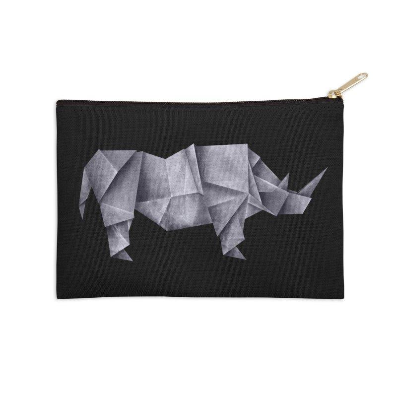 Rhinogami Accessories Zip Pouch by Palitosci