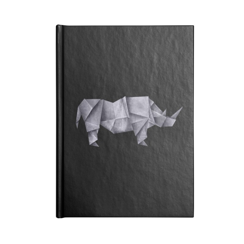 Rhinogami Accessories Notebook by Palitosci