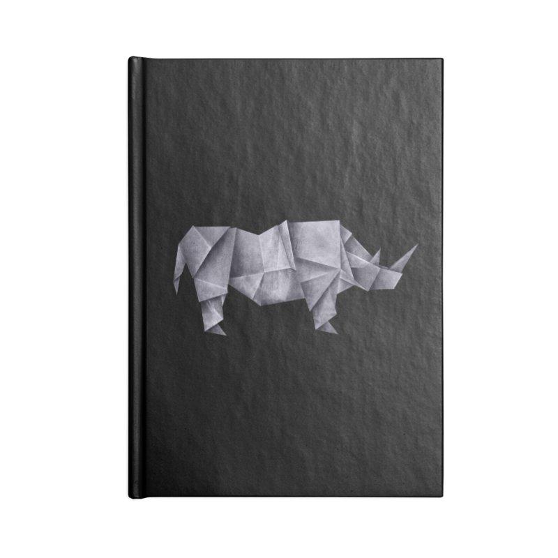 Rhinogami Accessories Notebook by Palitosci