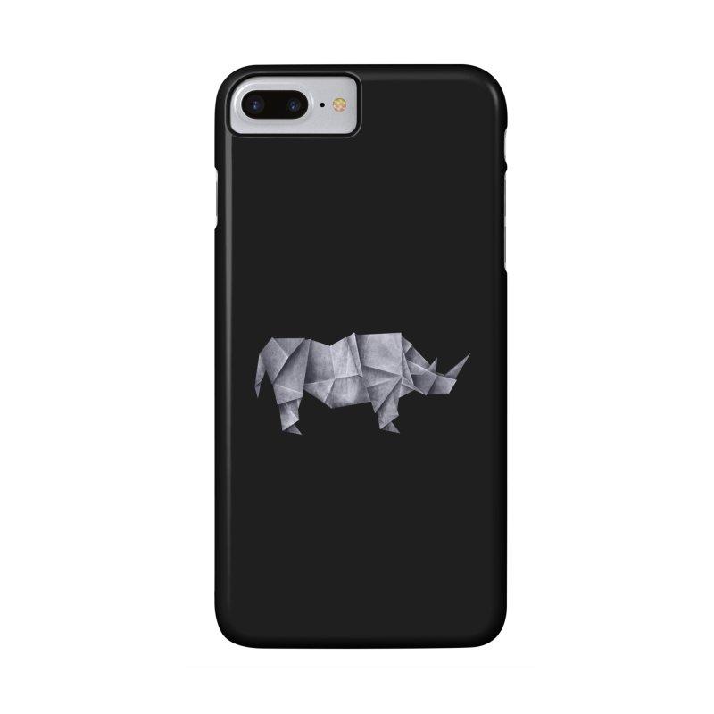 Rhinogami Accessories Phone Case by Palitosci