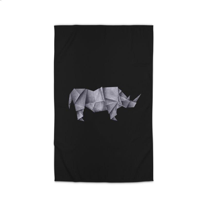 Rhinogami Home Rug by Palitosci