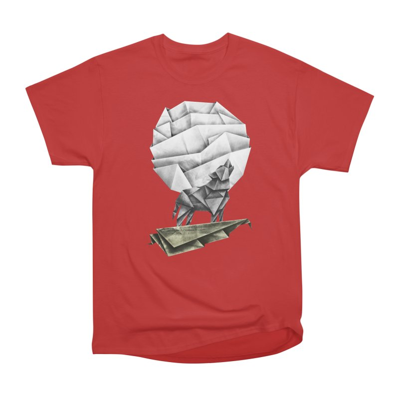 Wolfgami Men's T-Shirt by Palitosci