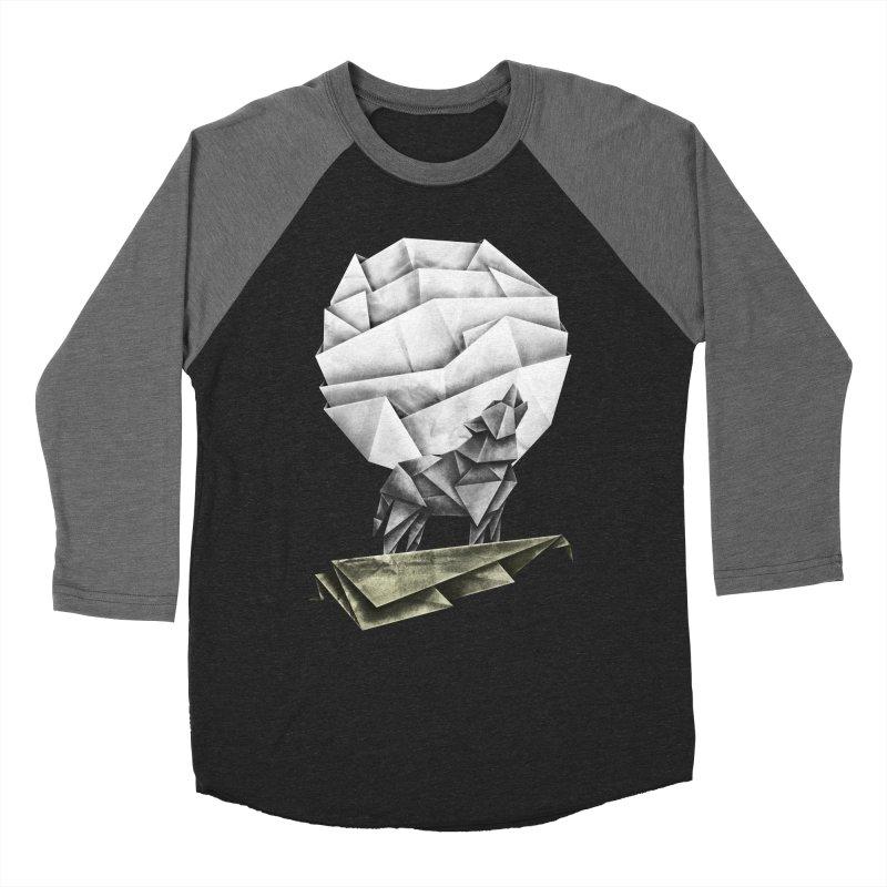 Wolfgami Women's Longsleeve T-Shirt by Palitosci