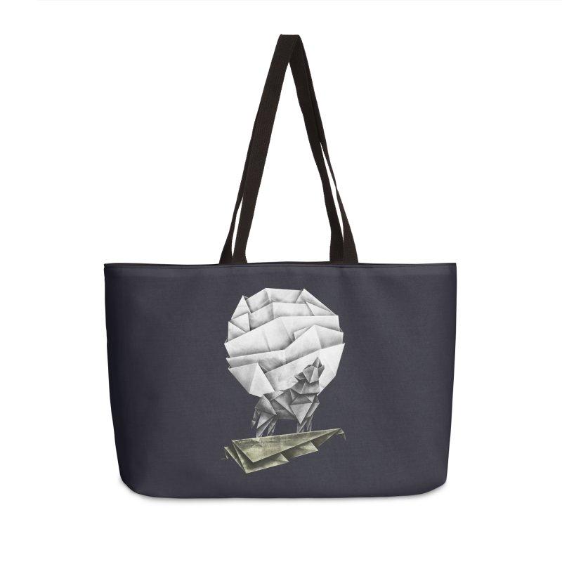 Wolfgami Accessories Weekender Bag Bag by Palitosci