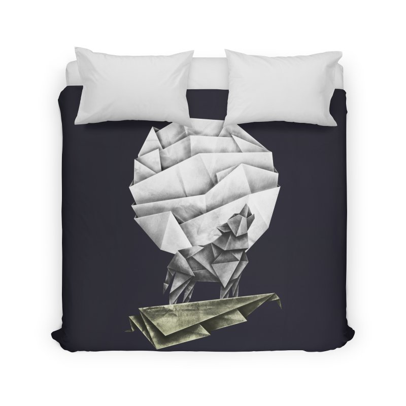 Wolfgami Home Duvet by Palitosci