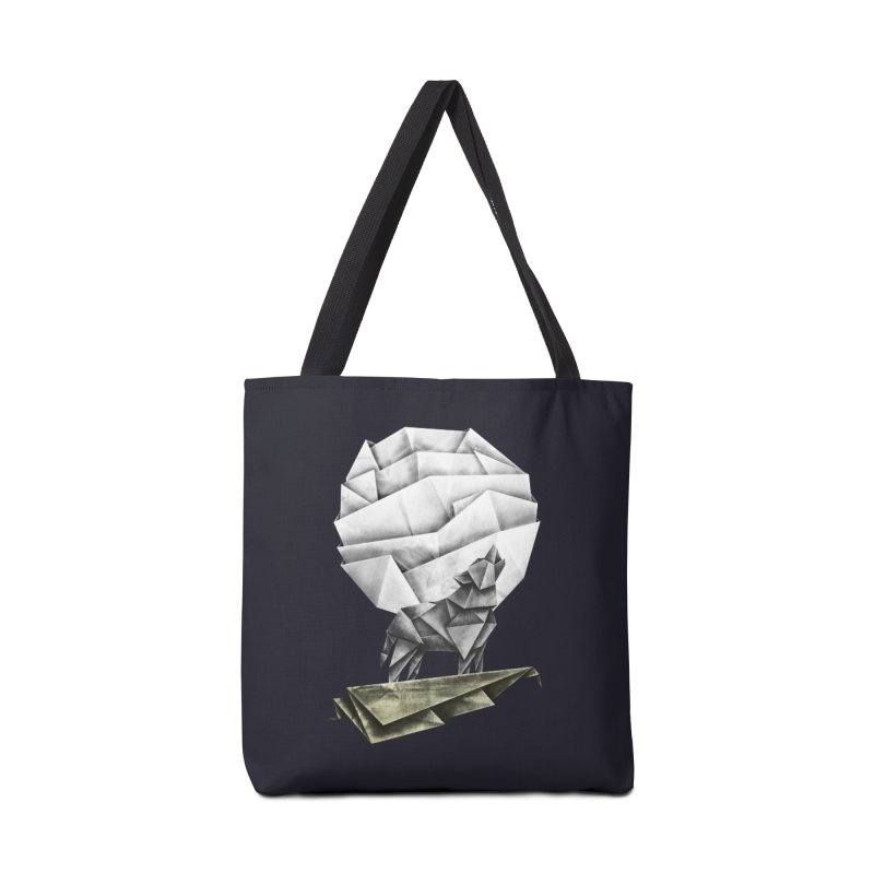 Wolfgami Accessories Tote Bag Bag by Palitosci