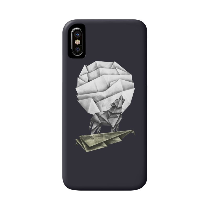 Wolfgami Accessories Phone Case by Palitosci