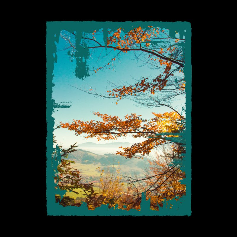Lovely Nature Mountain Scenery Photo Accessories Phone Case by Pall Kris T-Shirts Shop