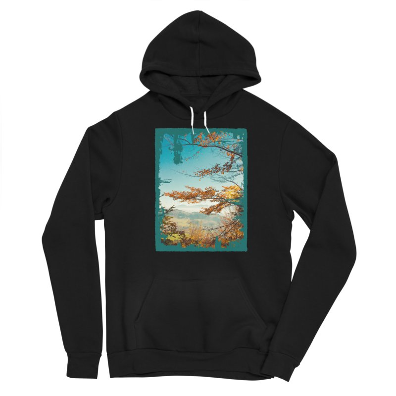 Lovely Nature Mountain Scenery Photo Men's Pullover Hoody by Pall Kris T-Shirts Shop