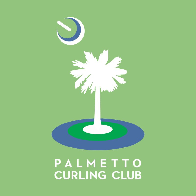 Green Apparel Men's T-Shirt by Palmetto Curling Club Swag