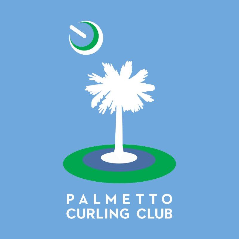 Blue Apparel Women's T-Shirt by Palmetto Curling Club Swag