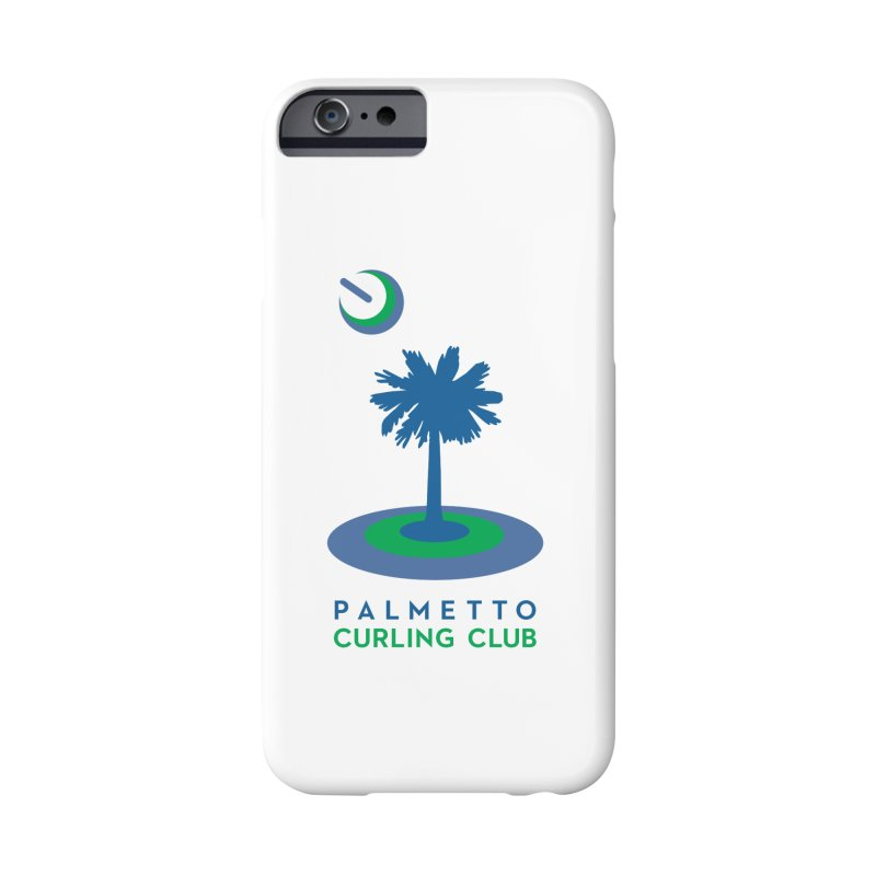 Accessories in iPhone 6 / 6S Phone Case Slim by Palmetto Curling Club Swag