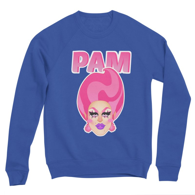 PAM Men's Sweatshirt by Pamela Manderson's Artist Shop