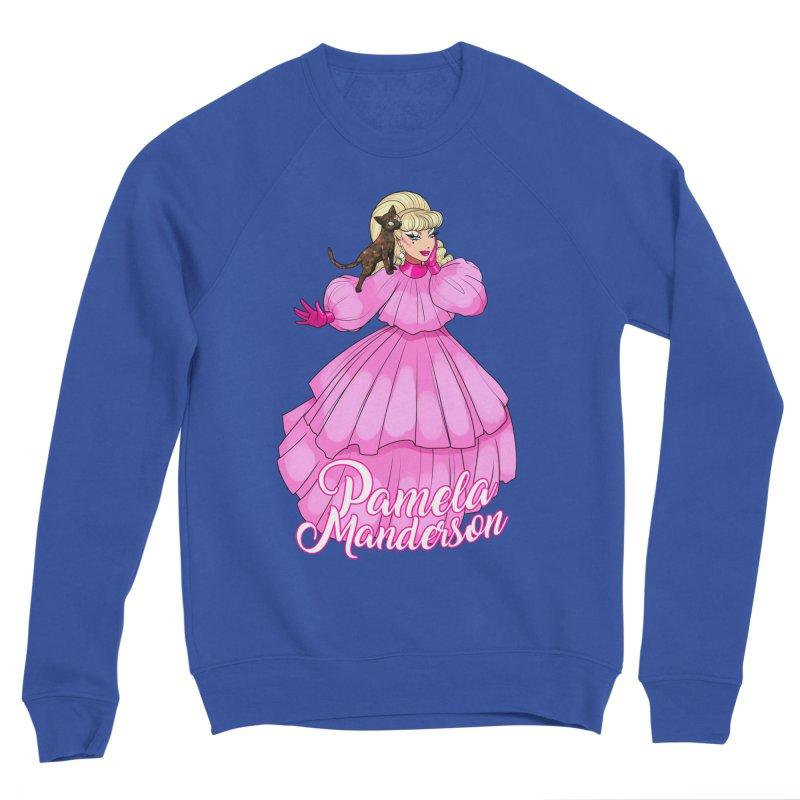 princess p-amela Men's Sweatshirt by Pamela Manderson's Artist Shop