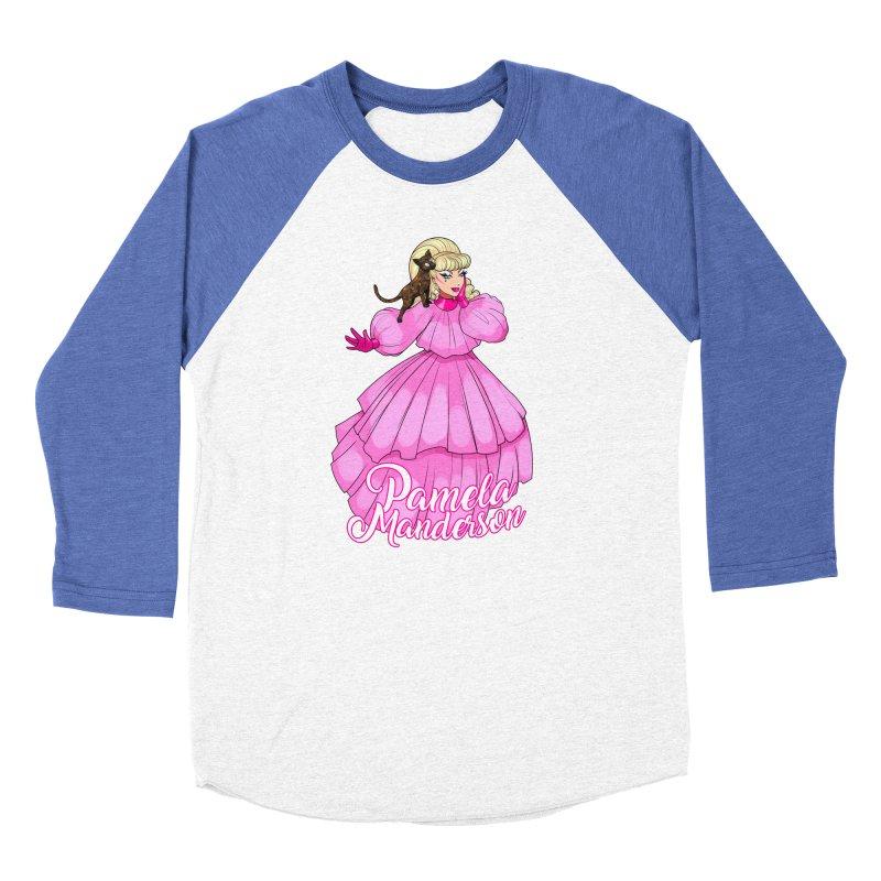 princess p-amela Men's Longsleeve T-Shirt by Pamela Manderson's Artist Shop
